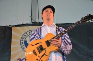 Kurt at Newport