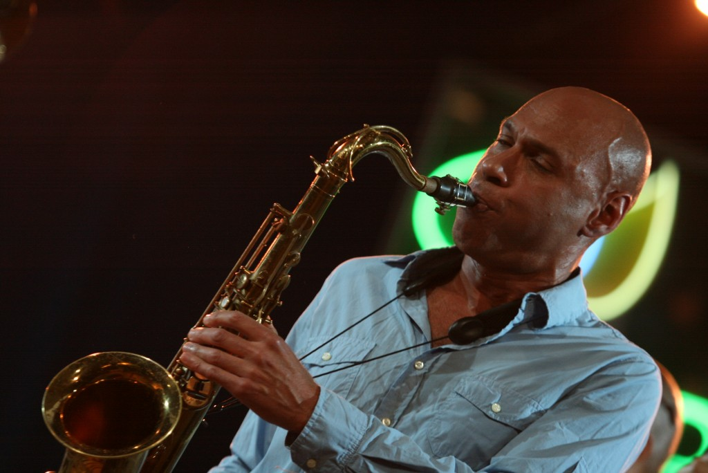 Joshua Redman's Saxophone