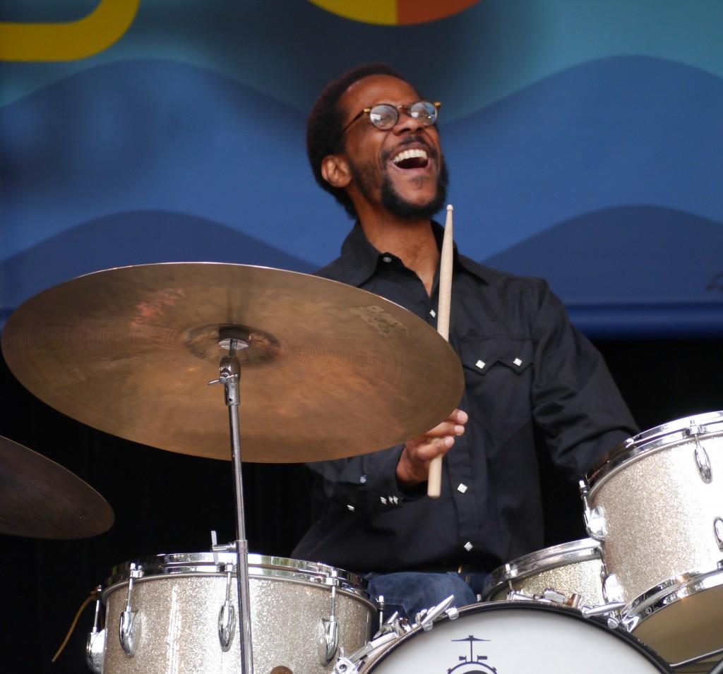 Brian Blade Drums