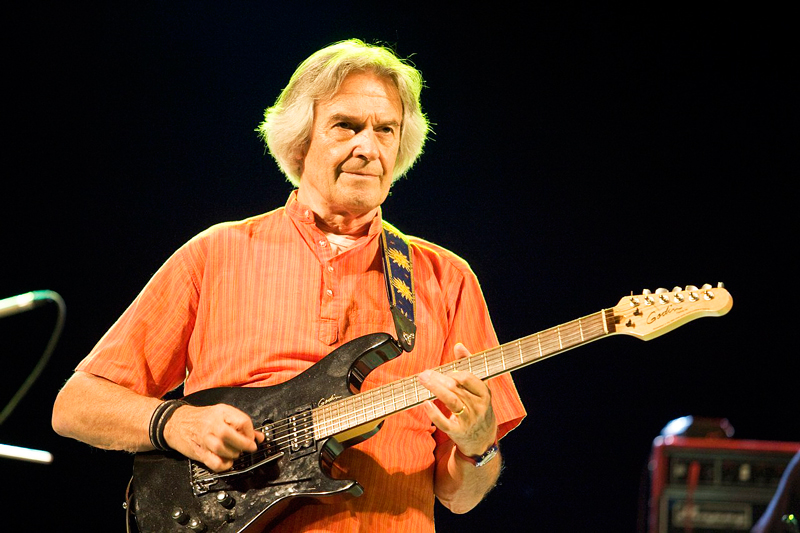 John McLaughlin's Gear