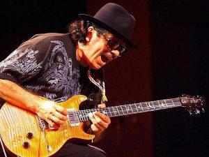 Carlos Santana Gear